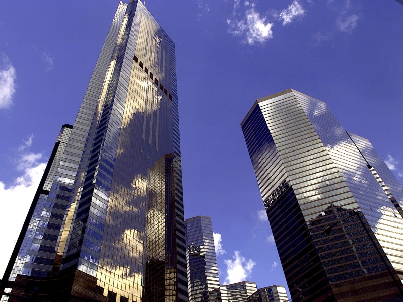 商業大樓建設