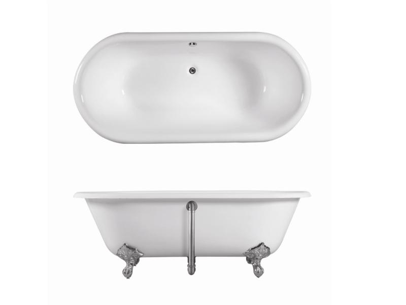 -鑄鐵浴缸